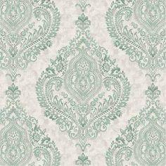 Waverly Inspirations Cotton Duck 45 inch LG Damask Fabric, per Yard, Blue Damask Curtains, Damask Decor, Fabric Decor, Diy Carpet, Modern Carpet, Wall Carpet, Damask Party, Decoupage, Waverly Fabric