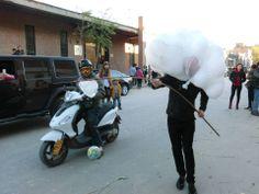 "Martin Renteria (Mexico), ""The Dripping Globe"", Beijing, China, 2013."