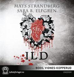 "Strandberg & Elfgren - ""Ild"" (audio edition, read by Bodil Vidnes-Kopperud)"