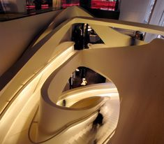 Armani 5th Avenue New York Store by Massimiliano & Doriana Fuksas Architects  [ Read More at www.homesthetics.net/armani-5th-avenue-new-york-store-by-massimiliano-doriana-fuksas-architects/ © Homesthetics - Inspiring ideas for your home.]