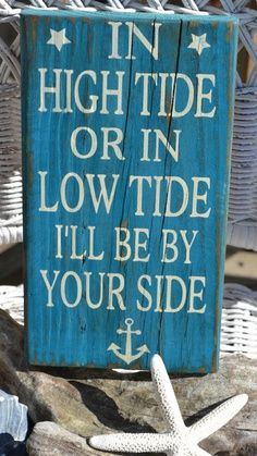Great sign! Lake Erie.