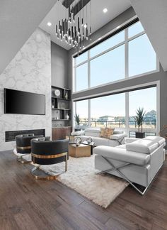 28 Beautiful Living Room Design Ideas For Luxurious Home. Below are the Living Room Design Ideas For Luxurious Home. This post about Living Room Design Ideas For Luxurious Home was posted under the Living Room category by our team at April 18, 2019 at 7:44 pm. Hope you enjoy ... #living #room #28 # #beautiful #living #room #design #ideas #for #luxurious #home