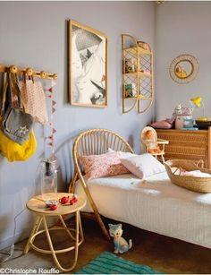 Handmade Deco: Unusual #girls #room