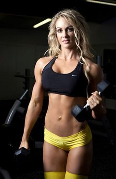 Raechelle Chase - IFBB Pro Figure Competitor and Fitness Model