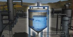 The Lithium Extraction Process - Educational 3D Video - 3D Rendering 5