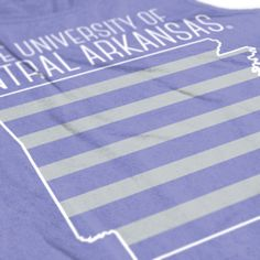 University of Central Arkansas- University shirts - Arkansas shirts - Check out… Game Day Shirts, College T Shirts, Shirt Stays, University Of Arkansas, Ring Doorbell, Order T Shirts, Greek Clothing, Colour List, Personalized T Shirts