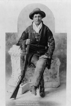 turnofthecentury:    Calamity Jane, 1895  May 1, 1852 – August 1, 1903