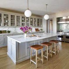dream kitchens, kitchens, white kitchen