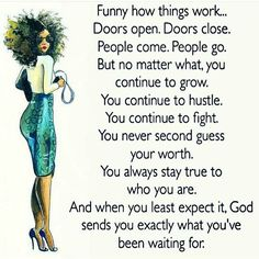 As I think back on my life, I am very blessed and thank God for everything that hasn't happened & things which have already happened which have made me who I am right now, still standing strong! Great Quotes, Quotes To Live By, Me Quotes, Motivational Quotes, Inspirational Quotes, Good Quotes For Girls, Jealousy Quotes, Boss Quotes, Random Quotes