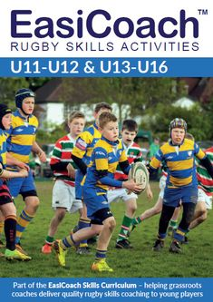 Ready-made, age-appropriate, safe training activities, to provide a complete rugby coaching curriculum for players from ages 11 - Sport Gymnastics, Olympic Gymnastics, Fifa, Rugby Workout, Rugby Drills, Rugby Coaching, Messi Gif, Rugby Training, Olympic Games Sports