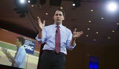 """When two Washington Post reporters asked Wisconsin Gov. Scott Walker whether President Obama is a Christian, he answered with a non-answer and harsh words for the media. To me, this is a classic example of why people hate Washington and, increasingly, they dislike the press, Walker said. The things they care about don't even remotely come close to what you're asking about.   """"   'I'm giving up the New York Times for Lent.'      """""""