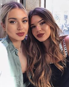 """29.2k Likes, 235 Comments - Iva Nikolina Juric (@ivanikolina) on Instagram: """"Forever together #besties Sister  @katarina_ju / Thank you for surprising me in Milan! Love youuuu"""""""