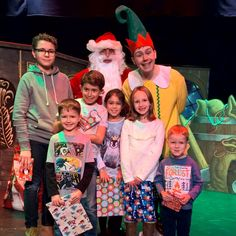 Lovely morning at the Panto: Santa and the Pirates who don't want Christmas by #lpcreatives