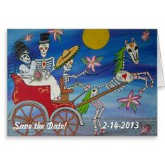 Day Of The Dead The Dead And Wedding Cake Toppers On