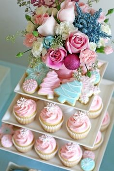 Beautiful Cupcakes by Lulave