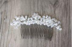 Jewel Box Ballerina - Clear Czech Crystal Bridal Hair Comb Wedding Accessories by Jewel Box Ballerina, $149.99 (http://www.jewelboxballerina.com/clear-czech-crystal-bridal-hair-comb-wedding-accessories-by-jewel-box-ballerina/)