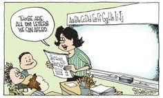 Slate Magazine - Editorial and Political Cartoons, Comic Strips