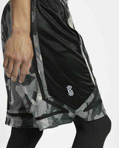 9d55e67ee96327 Nike Kyrie Dri-FIT Elite Men s Basketball Shorts NEW AJ3455-104 Black Size  Large  Nike  Athletic  Basketball