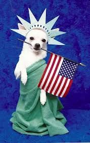 Lady Libert-chi - 4th of July - Happy Independence Day
