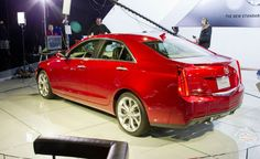 2013 Cadillac ATS Redesign
