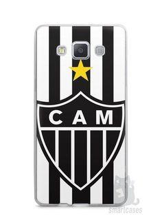 Capa Capinha Samsung A7 2015 Time Atlético Mineiro Galo #1