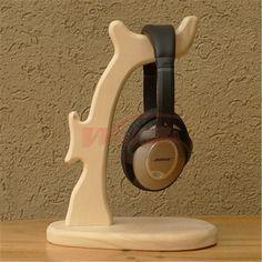 wood stand headset - Pesquisa Google