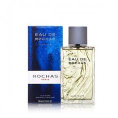 EAU ROCHAS Homme EDT 50ml Precio 19,60€ El éxito de Eau de Rochas Homme reside en la fantástica mezcla de sus notas de salida refinadas con un suave toque de limón. Una combinación que otorga un aroma ligero y fresco con una chispa enérgica a este perfume de Rochas. Una fragancia con un fondo amaderado, que proporciona fuerza e intensidad a un perfume de Rochas verdaderamente varonil.