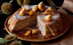 Food Design, Bread Cake, Sweet Bread, Cakes And More, Cake Recipes, Sweet Tooth, French Toast, Pudding, Vegetarian
