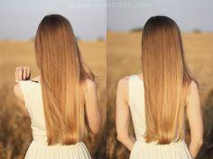 Płukanka do włosów z mąki ziemniaczanej | Przepis i efekty na włosach - Pielęgnacja Włosów Blog Long Hair Styles, Blog, Beauty, Blogging, Cosmetology, Long Hairstyles, Long Haircuts, Long Hair Cuts