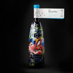 La Balestera red wine is produced in exclusive limited editions. For the first vintage we designed a brand image highly connected with the world of art. Each bottle was hand painted and the labels were put manually. — #syrah #petitverdot #cabernetsauvignon #custom #impressionist #arty #winelover #artwork Wine Packaging, Packaging Design, Branding, Cabernet Sauvignon, Art World, Impressionist, Red Wine, Hand Painted, Bottle