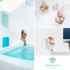 Luxury Suites Santorini combines a world of beauty and tradition! Imerovigli Santorini, Luxury Living, Villa, Relax, Luxury Life, Villas
