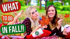 Fun Things to do This Fall When You're Bored!!! Alisha Marie