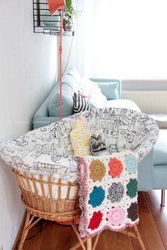 IDA interior lifestyle: Baby prep: the living room