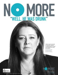 "No More ""Well, He Was Drunk"" 