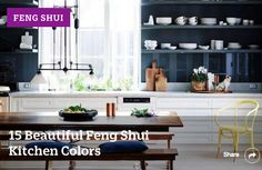 15 beautiful kitchen colors
