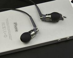 Brand New Top Quality Metal in ear headphones JBM MJ-6600 In-ear Earphone HD HiFi headphone with Retail Box #Affiliate