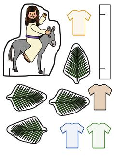 Bible Story Crafts, Bible Crafts For Kids, Preschool Bible Lessons, Bible Activities, Sunday School Kids, Sunday School Crafts, Triumphal Entry, Childrens Sermons, Religion Catolica