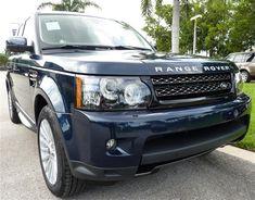 2013 Range Rover Sport in Baltic Blue #LandRoverPalmBeach #LandRover #RangeRover http://www.landroverpalmbeach.com/