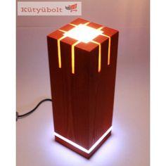 Modern Asztali Fa Led Lámpa. Szép és energiatakarékos. Ez egy kézzel készített, modern megjelenésű, modern asztali fa Led lámpa. A hangulatvilágítás otthonunk igazi dísze, a hálószobában, nappaliban vagy a gyerekszobában elhelyezve egyaránt. Fa, Table Lamp, Lighting, Modern, Home Decor, Home, Table Lamps, Trendy Tree, Decoration Home