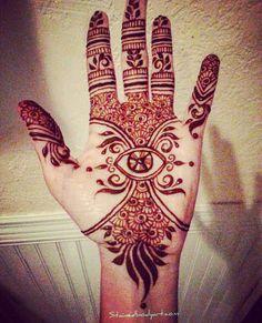 eye henna