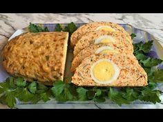 Рулет по этому рецепту получается ярким, аппетитным, сочным, нежным и изумительно вкусным. Готовится такой рулет легко и просто! Avocado Toast, Breakfast, Food, Meat, Morning Coffee, Essen, Meals, Yemek, Eten