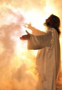 Jesus God and Jesus Christ Pictures Of Jesus Christ, Religious Pictures, Religious Art, Pictures Of God, Christian Images, Christian Art, Image Jesus, Jesus E Maria, My Redeemer Lives