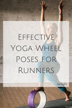 Understand the yoga wheel benefits and try these yoga wheel poses for runners. Check out the YogDev Yoga Wheel and Running Coaches Corner. Dharma Yoga, Yoga For Runners, Yoga Breathing, Yoga Props, Restorative Yoga, Yoga Lifestyle, Healthy Lifestyle, Ashtanga Yoga, Yoga Routine