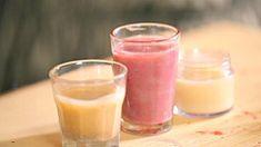 Recepty — Herbář — Česká televize Natural Cosmetics, Beauty Care, Glass Of Milk, Panna Cotta, Lips, Homemade, Ethnic Recipes, Desserts, Food