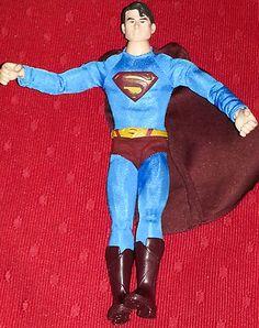 """Superman Returns 12"""" figure"""