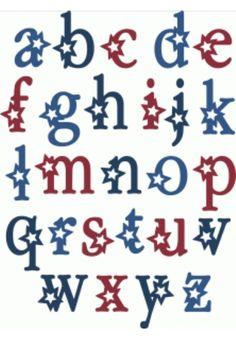 Patriotic ABC'S