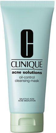 Clinique Acne Solutions Oil Cleansing Mask