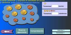 Suma euros y céntimos #matematicas #android #app