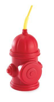 Amazon.com : Fire Hydrant Cups (8) : Childrens Party Cups : Toys & Games