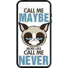 Grumpy Cat iPhone Case | 27 Brilliant Grumpy Cat Items For SaleOnline